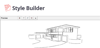 SketchUp Style Builder